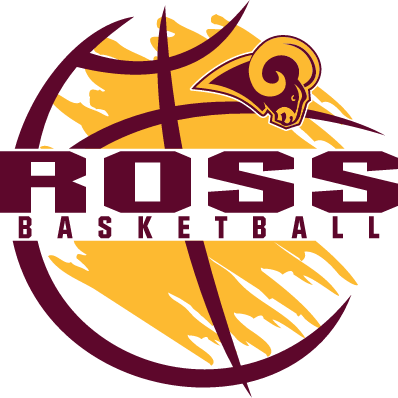 Ross Basketball Logo